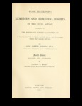 Code Remedies: Remedies and Remedial Rights by the Civil Action According to the Reformed American Procedure