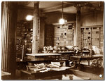 Law Library c. 1877 by University of Michigan Law School