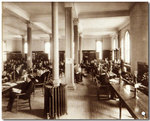 Law Library c. 1888 by University of Michigan Law School