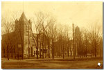 Old Law Building, 1893-1898 by University of Michigan Law School