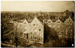 John P. Cook Dormitory in March 1930 by University of Michigan Law School