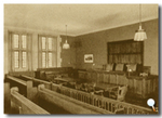 Practice (Moot) Court Room, 1934 by University of Michigan Law School