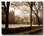 The Law Quad, undated by University of Michigan Law School