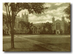Law Quadrangle, 1935 (ca) by University of Michigan Law School