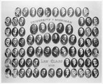 University of Michigan Law School Class of 1918