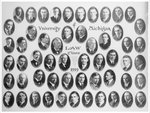 University of Michigan Law School Class of 1919