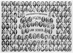 University of Michigan Law School Class of 1928