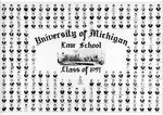 University of Michigan Law School Class of 1957