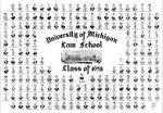 University of Michigan Law School Class of 1958