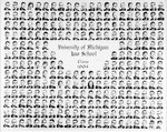 University of Michigan Law School Class of 1964