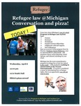 Refugee law @Michigan