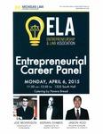 Entrepreneurial Career Panel