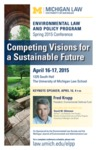 Competing Visions for a Sustainable Future