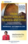 From South Africa to Rwanda and Syria