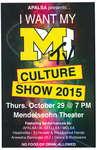 APALSA - I Want My MTV Culture Show 2015