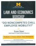 Do Noncompetes Chill Employee Mobility?