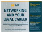 Networking and Your Legal Career