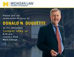 Donald N. Duquette