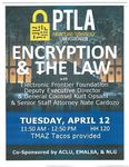 Encryption & The Law