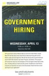 Government Hiring