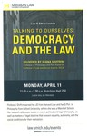 Talking to Ourselves: Democracy and The Law