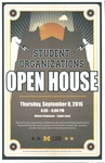 Student Organizations Open House