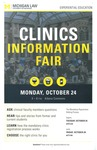 Clinics Information Fair