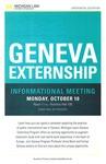 Geneva Externship