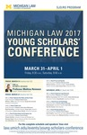 Michigan Law 2017 Young Scholars' Conference