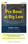 Pro Bono at Big Law
