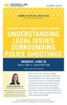 Why Don't Police Officers Ever Get Charged? Understanding Legal Issues Surrounding Police Shootings