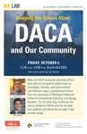 Keeping the Dream Alive: DACA and Our Community