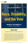 Race, Disability, and the Vote