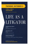 Life as a Litigator
