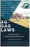 AG-Gag Laws