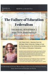 The Failure of Education Federalism