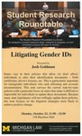Litigating Gender IDs