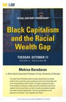 Black Capitalism and the Racial Wealth Gap