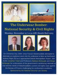 The Underwear Bomber: National Security & Civil Rights