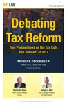 Debating Tax Reform