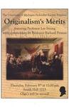 Originalism's Merits