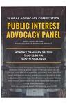 Public Interest Advocacy Panel