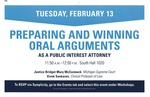 Preparing and Winning Oral Arguments as a Public Interest Attorney