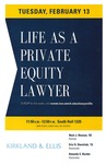 Life as a Private Equity Lawyer