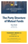 The Party Structure of Mutual Funds
