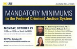Mandatory Minimums in the Federal Criminal Justice System by University of Michigan Law School
