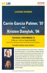 Leading Women by University of Michigan Law School