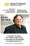 Gene Nichol: Boyd Tinsley Distinguished Professor at the University of North Carolina by University of Michigan Law School