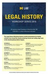 Legal History Workshop Series by University of Michigan Law School