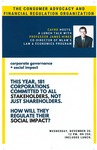 Corporate Governance + Social Impact by University of Michigan Law School